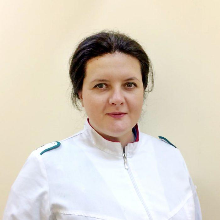 Цуканова Ольга Николаевна