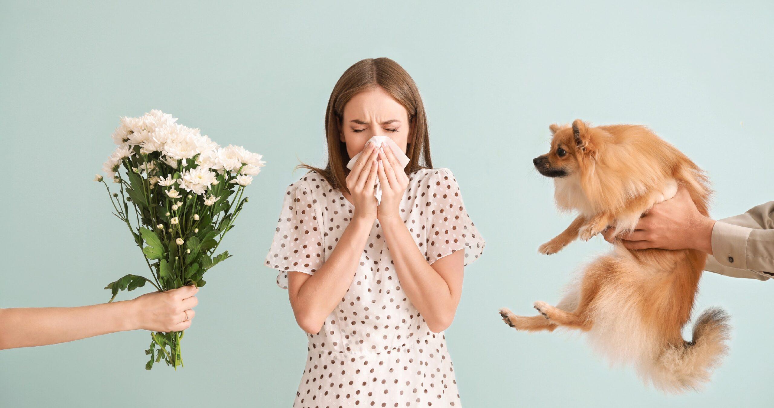 Allergische